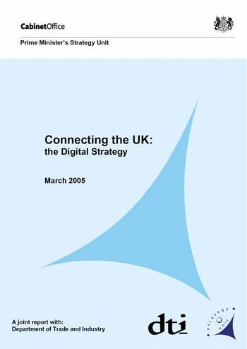 Connecting the UK - cover image