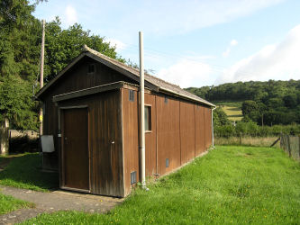 Skenfrith telephone exchange