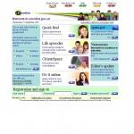 UK Online homepage screenshot
