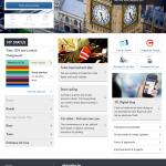 TfL home page beta