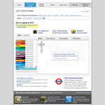 TfL - Live travel news