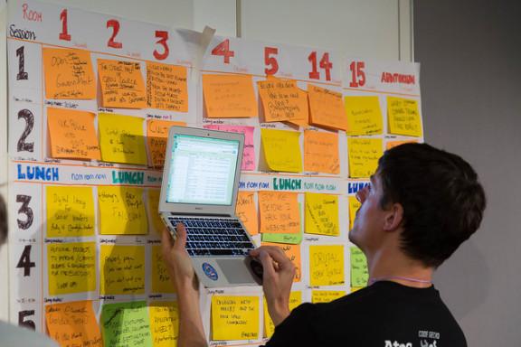 Govcamp agenda
